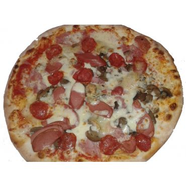 Pizza Mickey Mouse